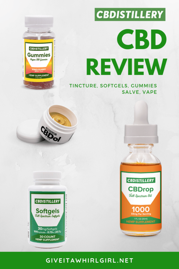 CBDistellery CBD REVIEW