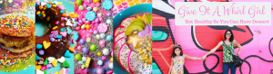 Give It A Whirl Girl Banner