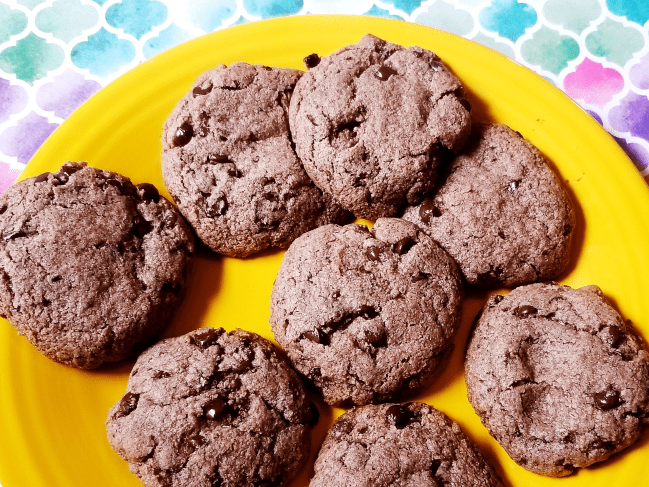 ZenSweet Chocolate Chip Cookies (Gluten-Free & Sugar-Free)