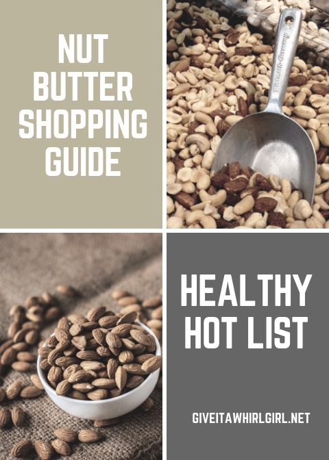 Nut Butter Is All The Rage! Get In On It! Healthy Hot List - A Top 10 Amazon Shopping Guide
