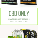 CBD Only REVIEW – Edibles – CBD Hard Candy, CBD Caramel, and CBD Gummies