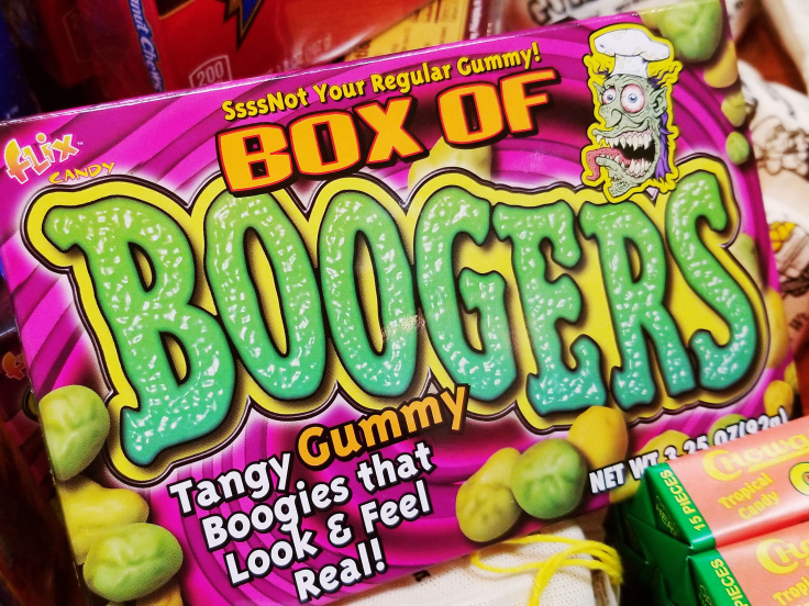 Box of boogers! Would you pick these? ROCKET FIZZ REVIEW by GIVE IT A WHIRL GIRL