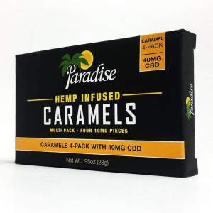 CBDOnly CBD caramel 10mg pieces