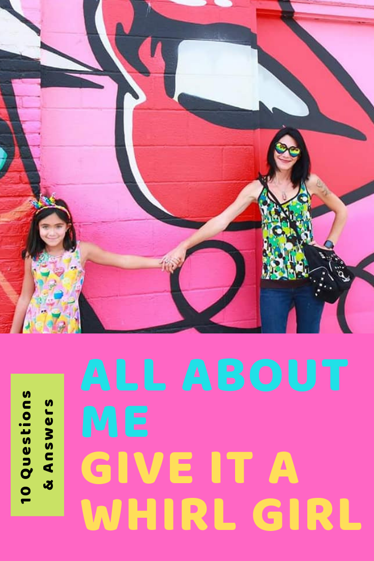 Question & Answer Time With Give It A Whirl Girl & A Ton Of Photos! Get To Know Me!