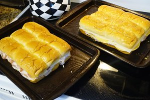 BIG MINI Baked Subs 2 Ways RECIPE by Give It A Whirl Girl