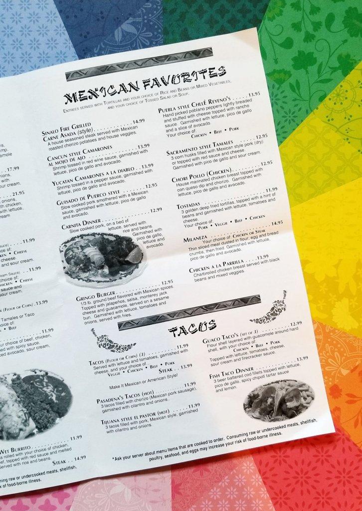 Crazy Gringo Mexican Cantina - Mexican favorites and tacos!