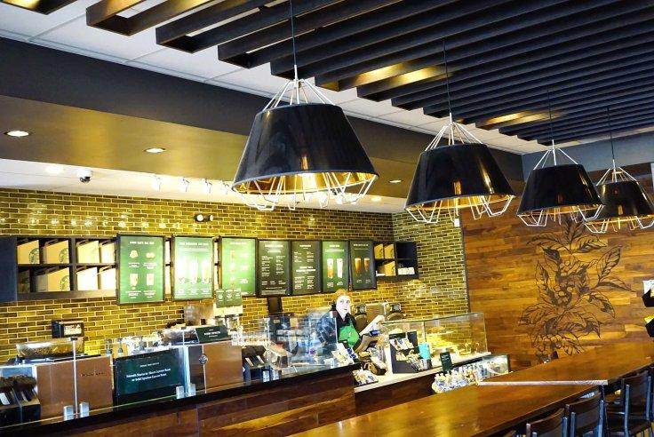 Starbucks on Gratiot in Roseville, MI