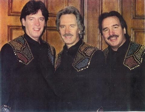 The Hammond Brothers'