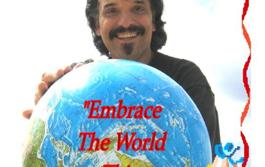James Marvell ~ Embrace The World ~ The Business side of Music ... Then and Now