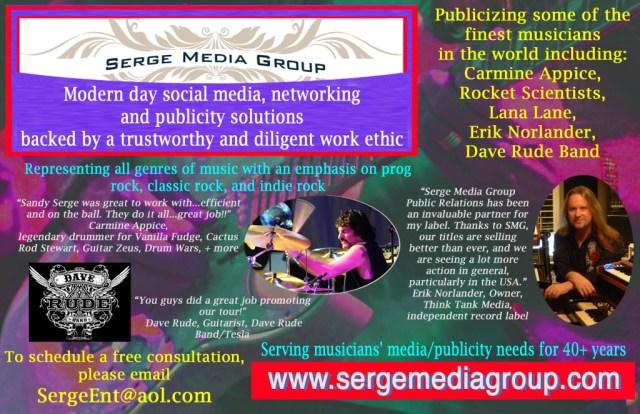 Serge Media Group