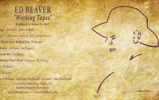 Ed Beaver 'Working Tapes'