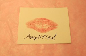 VS Amplified swatch