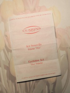 Clarins Eyebrow Kit