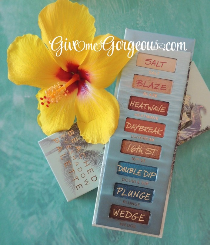beached palette UD