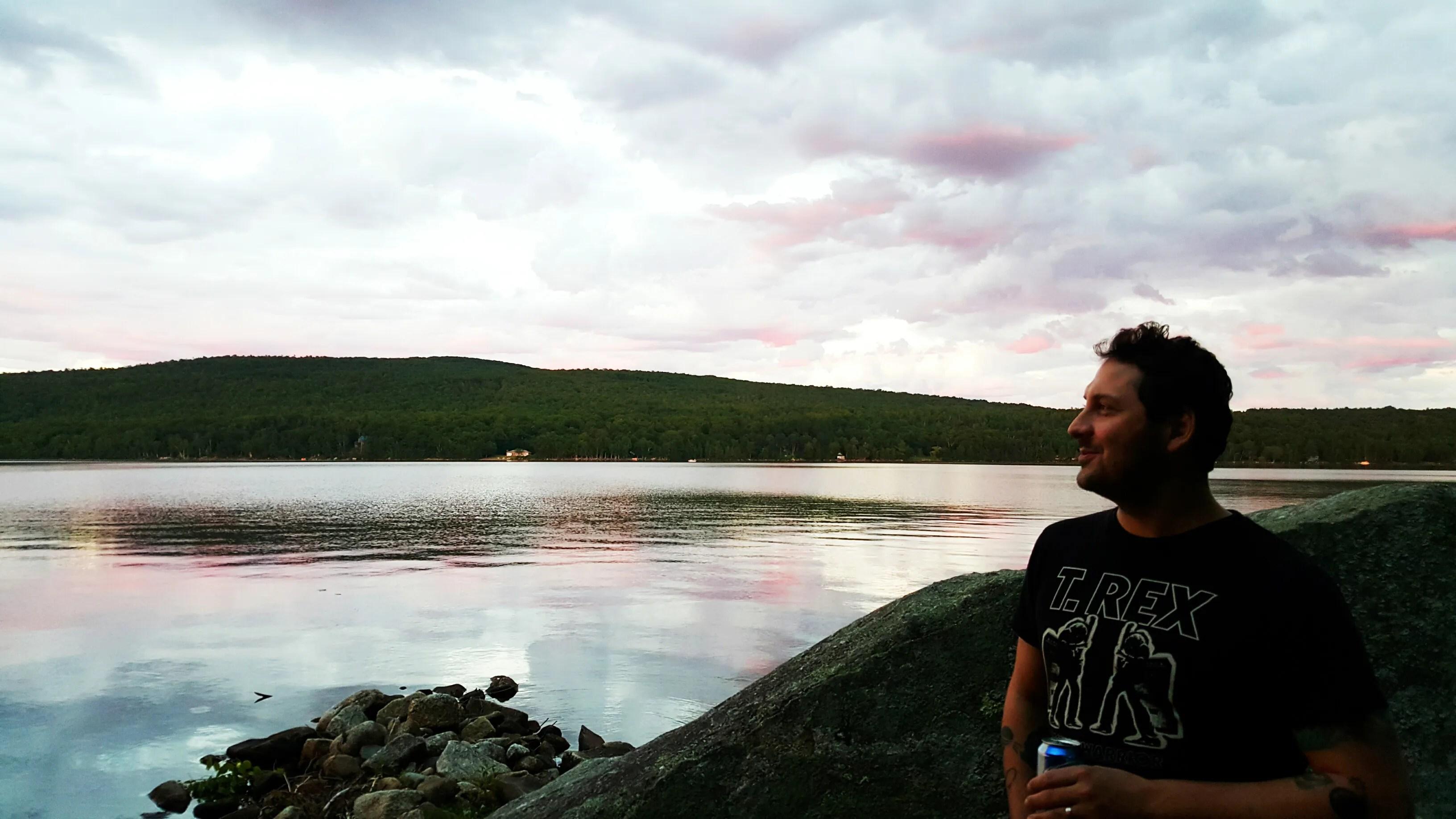 travel: great moose lake, maine