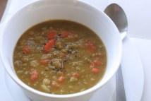 Ina Garten Split Pea Soup