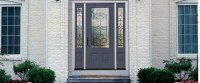 Steel or Fiberglass Front Entry Doors | Which door is dest ...