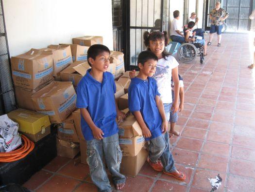 Casa Hogar Elim Orphanage
