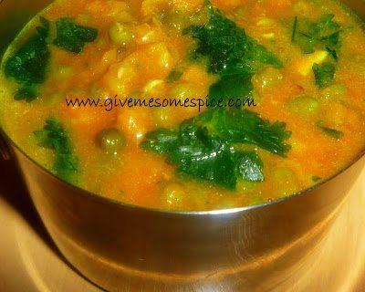 Mung Bean Curry