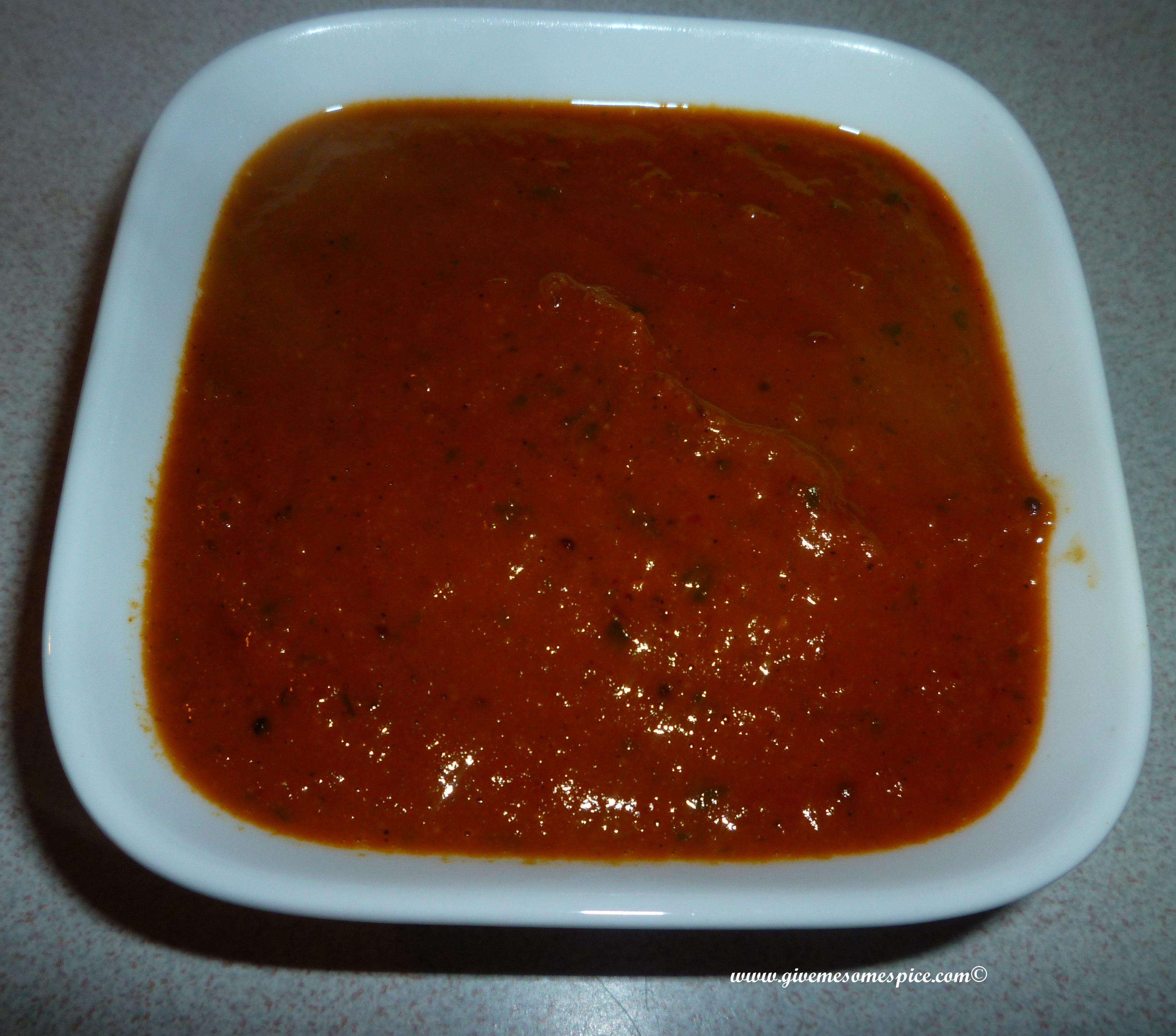 Balti Sauce Home made