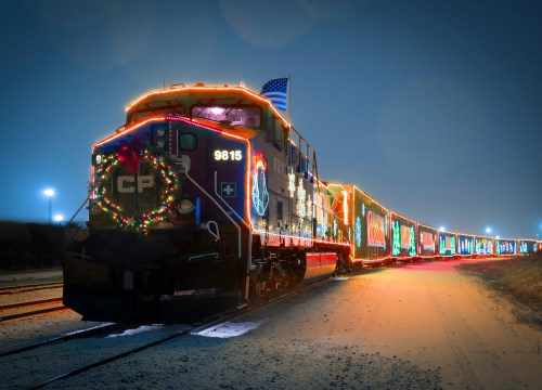 CP Holiday Train 2