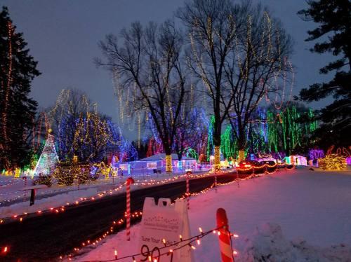 Kiwanis Holiday Lights