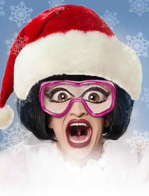 Miss Richfield Santa