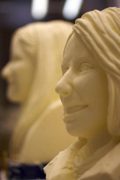 Minnesota State Fair Butter Sculptures