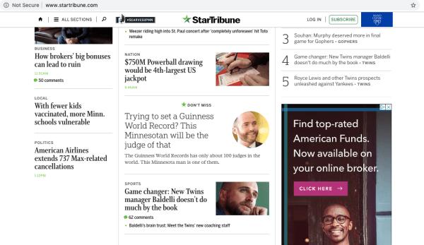 startribune website.png