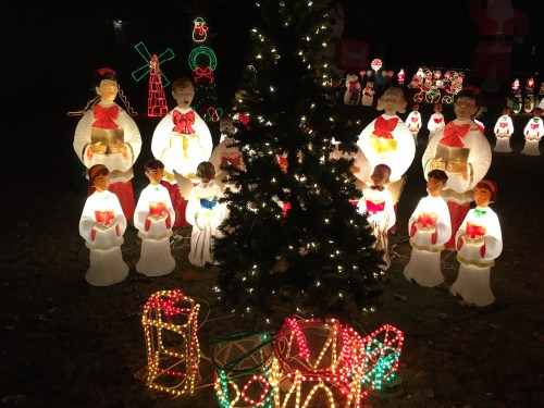 Elk River Utilities Christmas Light Contest 2020 2019 Minnesota Holiday Lights Display Guide » Give Me The Mike