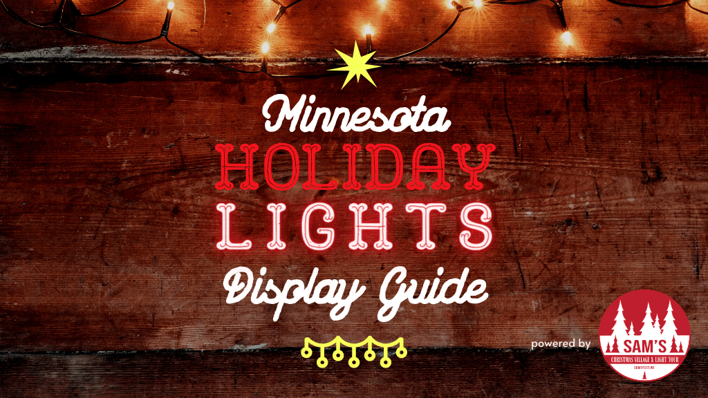 2020 Minnesota Holiday Lights Display Guide » Give Me The Mike