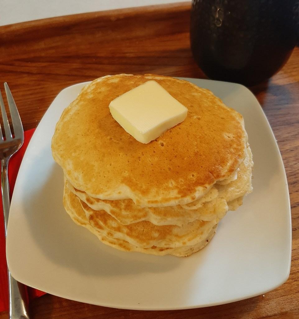 pancakes1 Perfect Pancakes