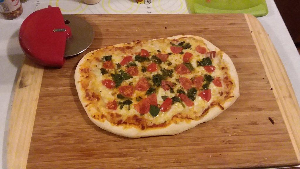 pizzapizza Easy Homemade Pizza