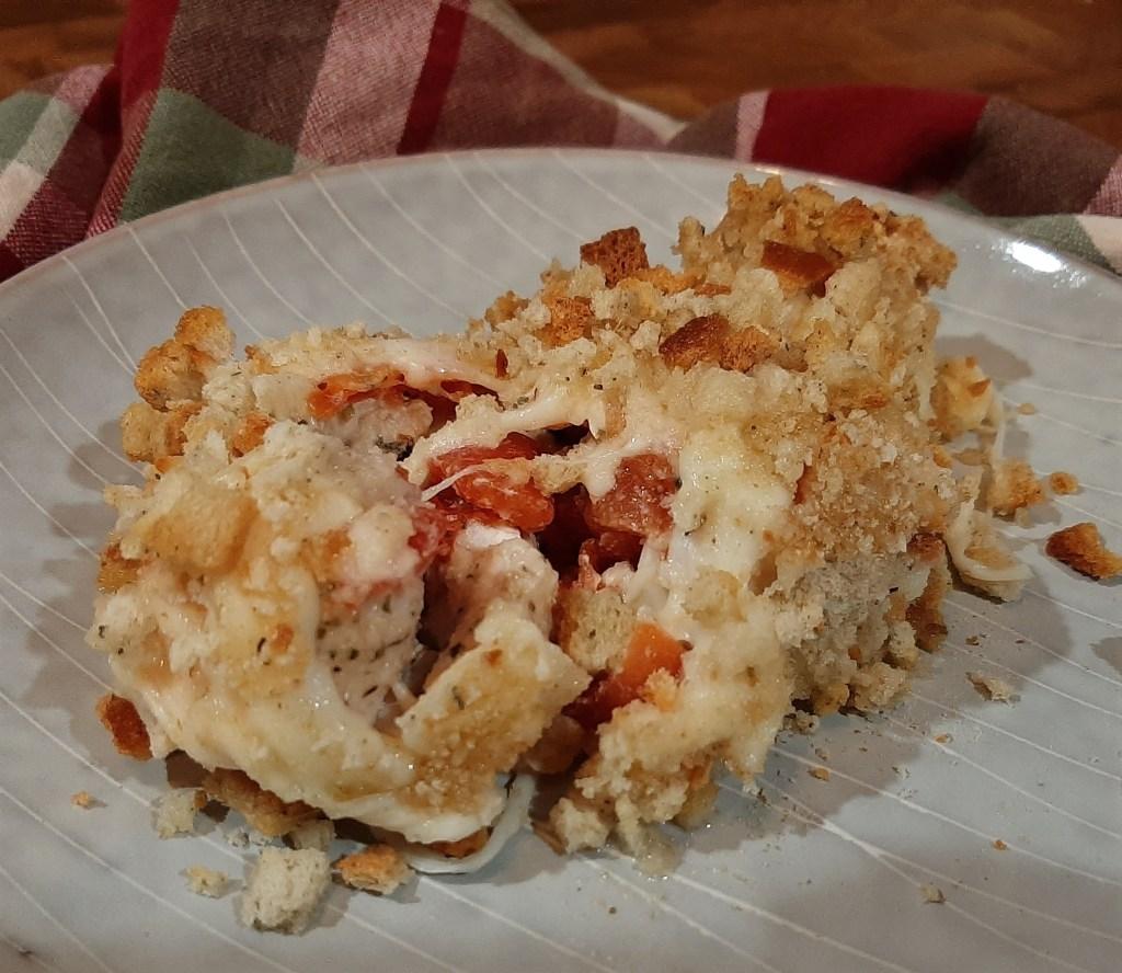 bruschetta chicken Bruschetta Chicken Casserole