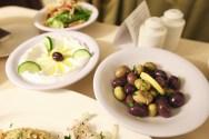 Labneh! Olives!
