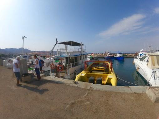 Boat dive.