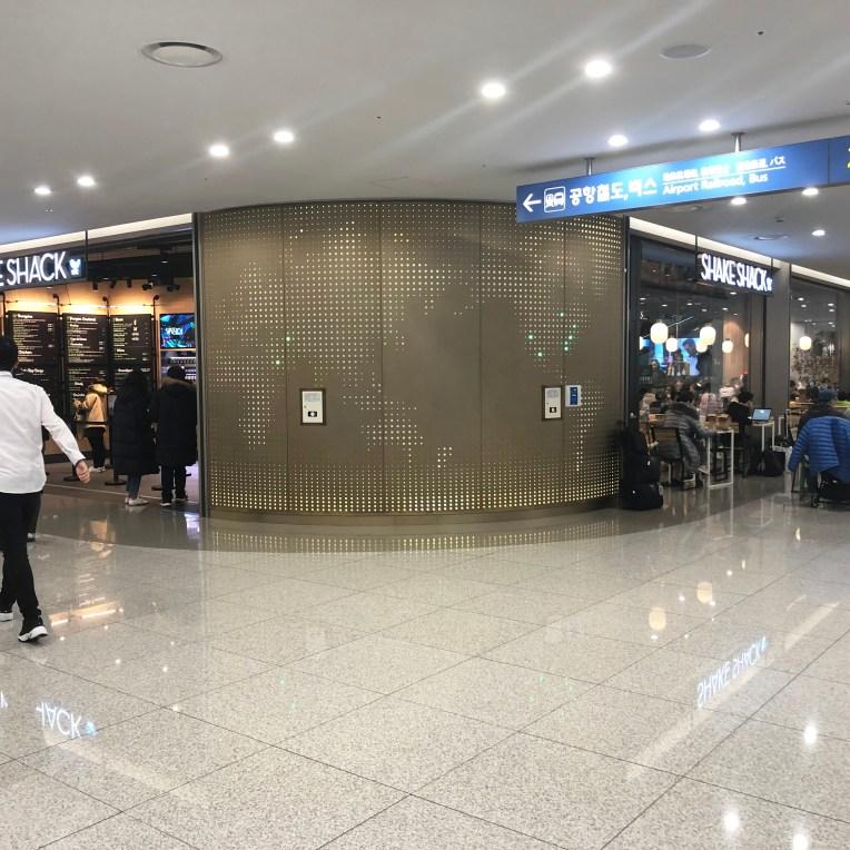 Shake Shack at Terminal 2!