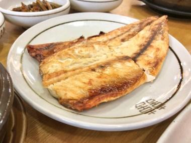 Grilled Mackerel (4.0)