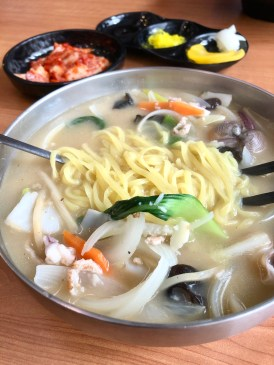 """It's what used to called """"udong"""" in Chinese-Korean menus."""