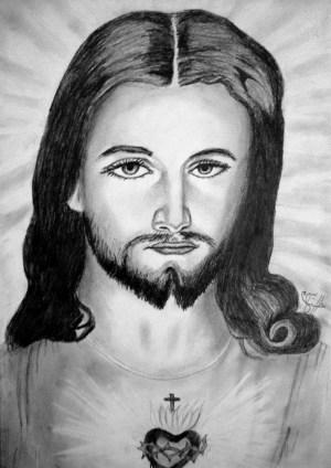 christ jesus drawing hanna place