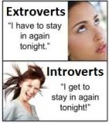 ExtrovertIntrovertGirl