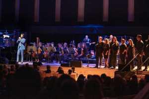 Josh Groban Performs at EMPAC.