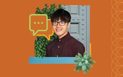 Grateful Web Student David Chen x