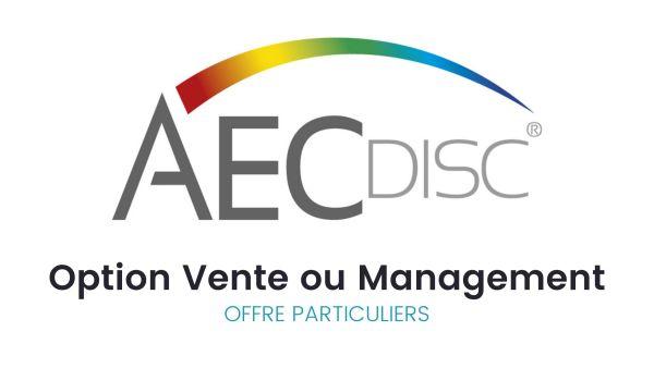 AEC Option Vente ou Management pour les particuliers