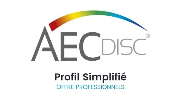 AEC Profil Simplifié pour les professionnels