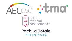 Pack La Totale AEC Disc© + TMA + Bilan QPM
