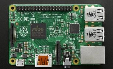 Raspberry Pi 2 Ubuntu Mate 15.10