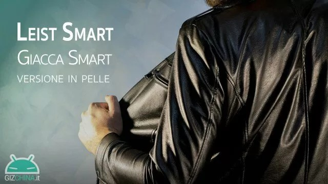 Leist Smart Giacca Smart in pelle