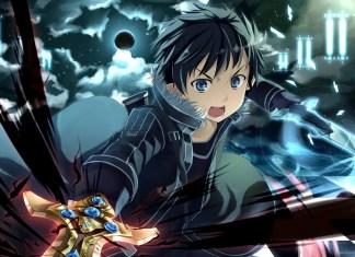 Kirito di Sword Art Online