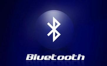 Celebre logo della tecnologia Bluetooth